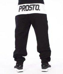 Prosto-Around Spodnie Dresowe Czarne