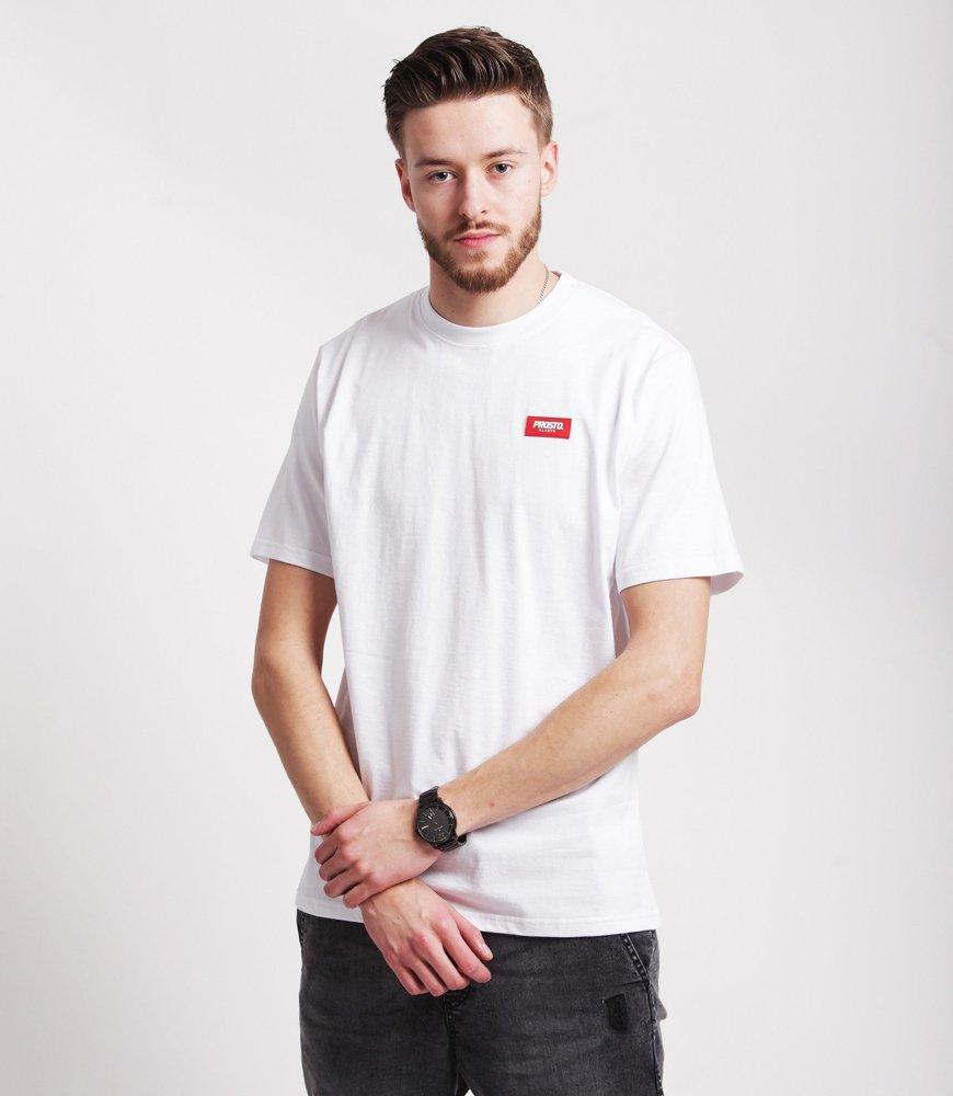 Prosto BASIC GUM T-Shirt Biały
