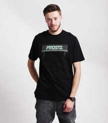 Prosto BENCH T-Shirt Czarny