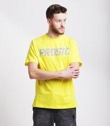 Prosto CLASSIC T-Shirt Żółty