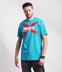 Prosto EXBRA T-Shirt Niebieski