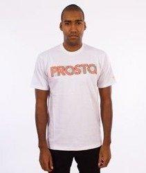 Prosto-Either T-Shirt Biały