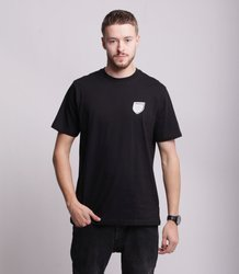 Prosto LILSHIELD T-Shirt Czarny