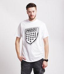 Prosto SHIELD XX T-Shirt Biały