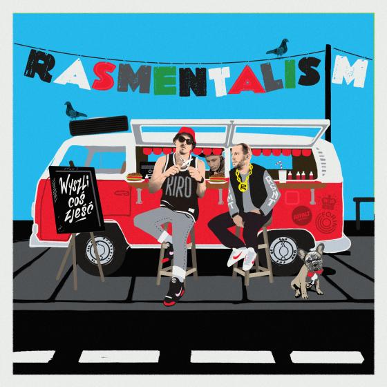 Rasmentalism-Wyszli coś zjeść (CD)