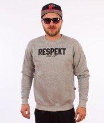 Respekt-Classic Bluza Szara
