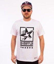 SB Maffija-Stars T-Shirt Biały