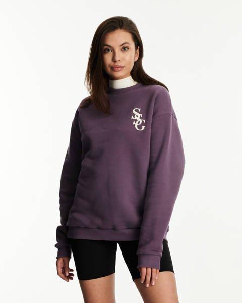 SSG Girls FREEDOM Bluza Klasyczna Fioletowa