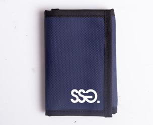 Smoke Story SSG CLASSIC Portfel Granatowy