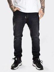 Stoprocent-SJ Carrot Warning Czarny Jeans
