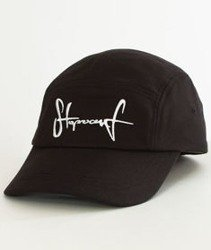 Stoprocent-Tag 5Panel Snapback Czarny