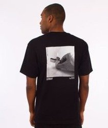 Stussy-Catch A Fire T-Shirt Black