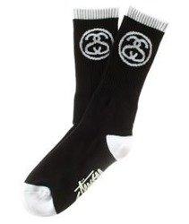 Stussy-SS Link Socks Skarpetki Black