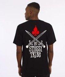 Stussy-Swords T-Shirt Czarny