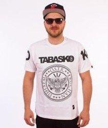 Tabasko-Eagle T-Shirt Biały