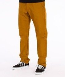 Turbokolor-Sunday Chino Slim Fit Spodnie Khaki Fw16