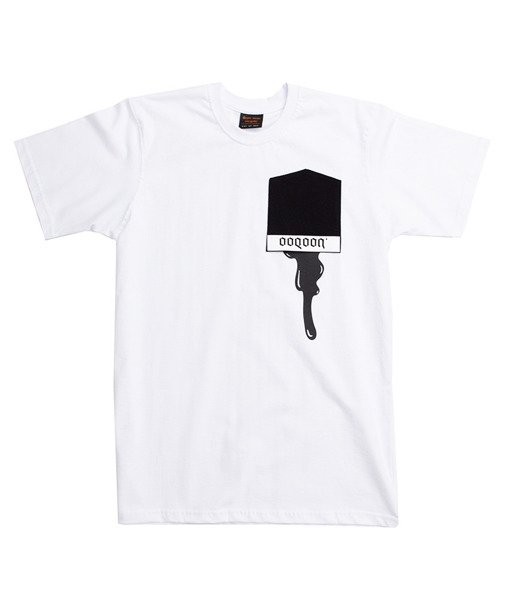 Voodoo BADDRIP T-Shirt Biały
