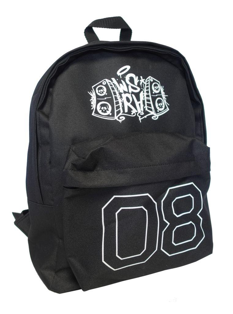 WSRH 08 Plecak Czarny