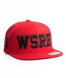 WSRH-08 Snapback Czerwony