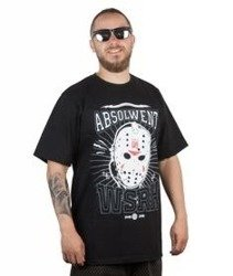 WSRH-Absolwent T-shirt Czarny