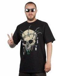 WSRH-Skull T-shirt Czarny