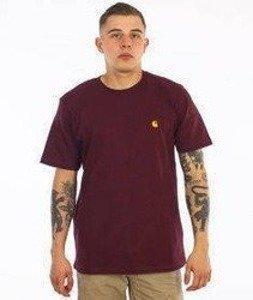 Carhartt-Chase T-Shirt Chianti/Gold