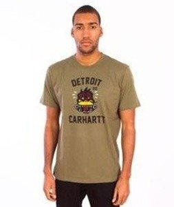 Carhartt-Duck Army T-Shirt Bog/Multicolor