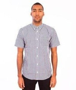 Carhartt-Kenneth Shirt Black Check
