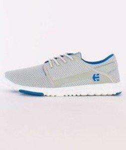 Etnies-Scout Grey/White/Royal