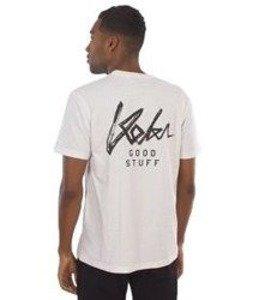 Koka-Front&Back T-Shirt Biały