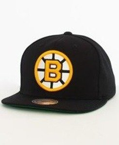 Mitchell & Ness-Boston Bruins Snapback NZ980 Black