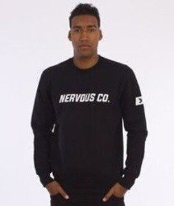 Nervous-Crew Fa16 CO Bluza Czarna