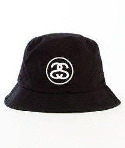 Stussy-Ss Link Sp16 Bucket Hat Black