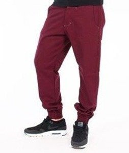 Turbokolor-Trainer Chino Burgundy SS16