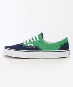 Vans-Era (2 Tone) Dress Blues/Kelly Green