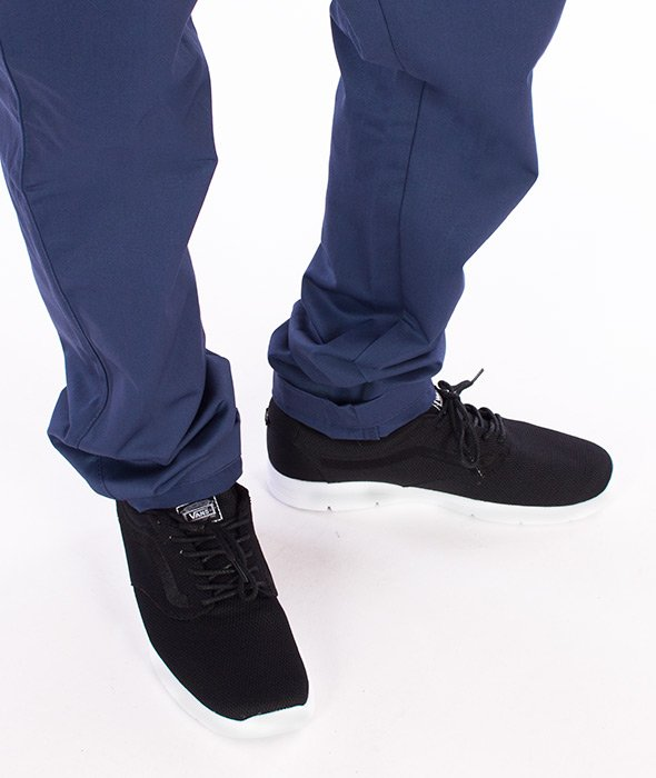 Carhartt-Dander Pants Spodnie Blue Penny Rigid Tapered Leg L32