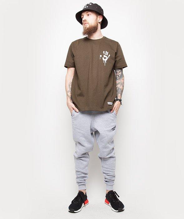 Diamante-I See Dead Haters T-Shirt Khaki