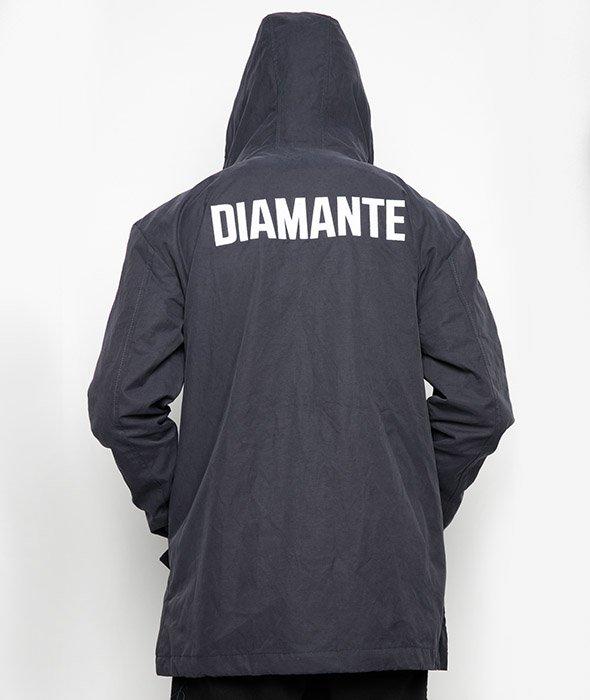 Diamante -Wiatrówka Classic Kurtka Granatowa