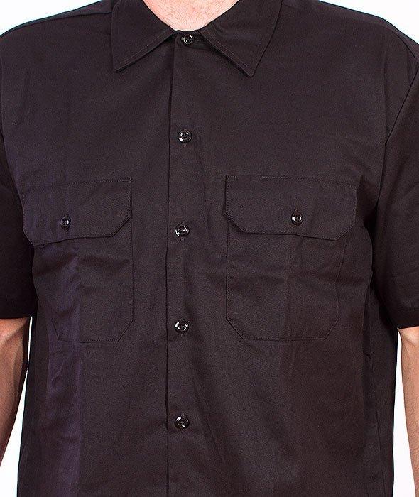Dickies-Work Shirt Black