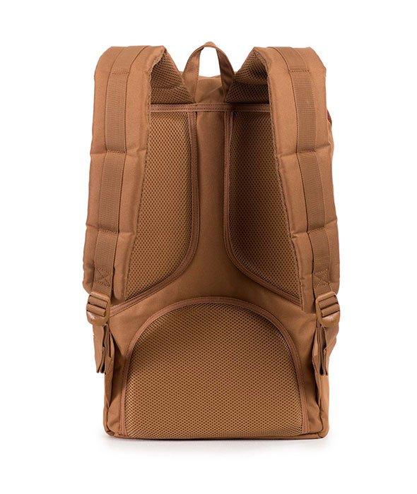 Herschel-Little America Backpack Caramel Tan [10014-00611]
