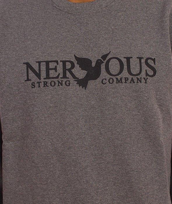 Nervous-Classic Fa16 Bluza Szara