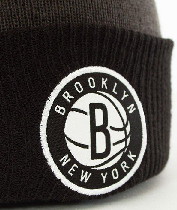 Cena obniżona buty do separacji nowe tanie New Era-Brooklyn Nets Czapka Zimowa Grafitowa