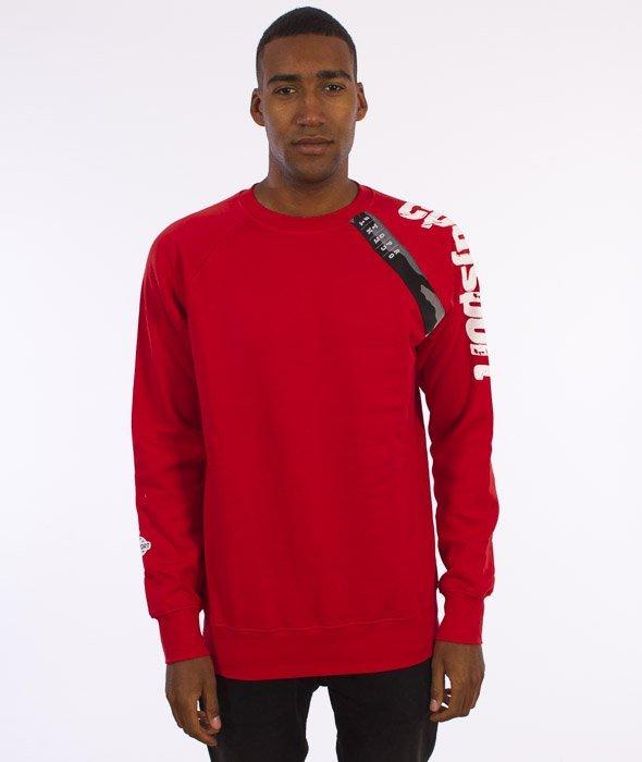 Stoprocent-Cs16 Bluza Czerwona