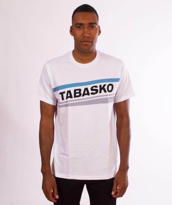 66ac620ff4eb Tabasko-Skew T-Shirt Biały - najlepsza cena