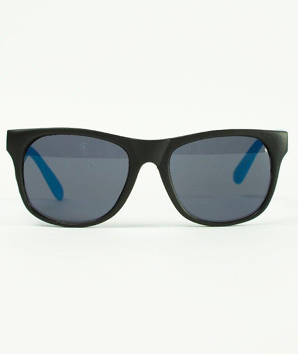 Thrasher-Logo Okulary Czarne/Niebieskie