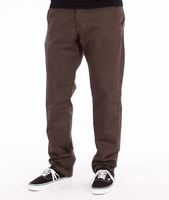 Turbokolor-Sunday Chino Slim Fit Grey Fw16