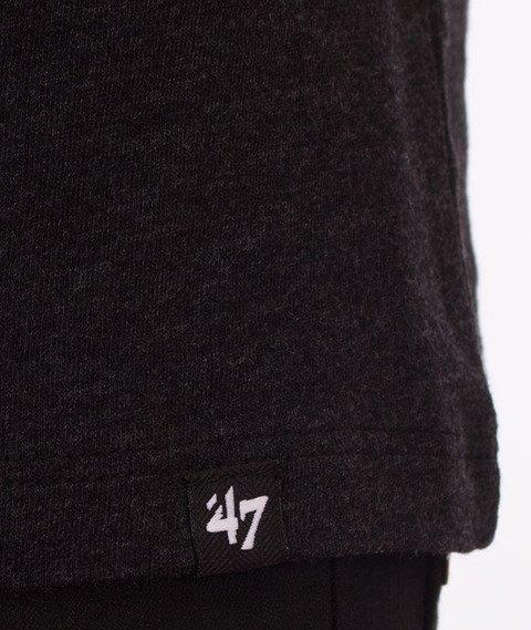 47 Brand-New York Knicks T-Shirt Grafitowy