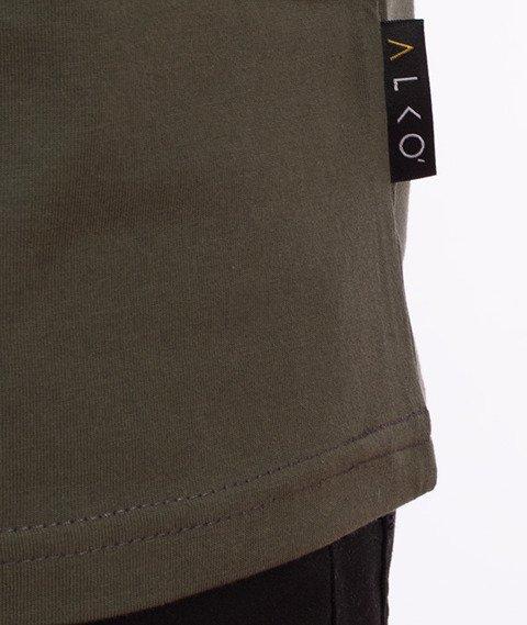 Alkopoligamia-ΔLKO' T-Shirt Khaki