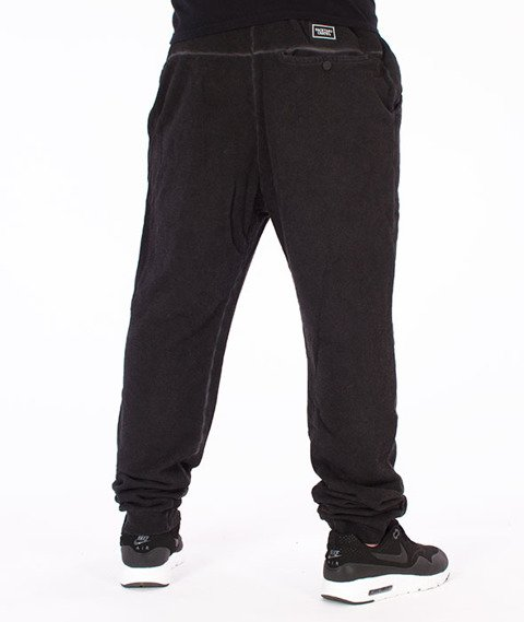 Backyard Cartel-Back 2 Black Sweatpants Spodnie Dresowe Czarne
