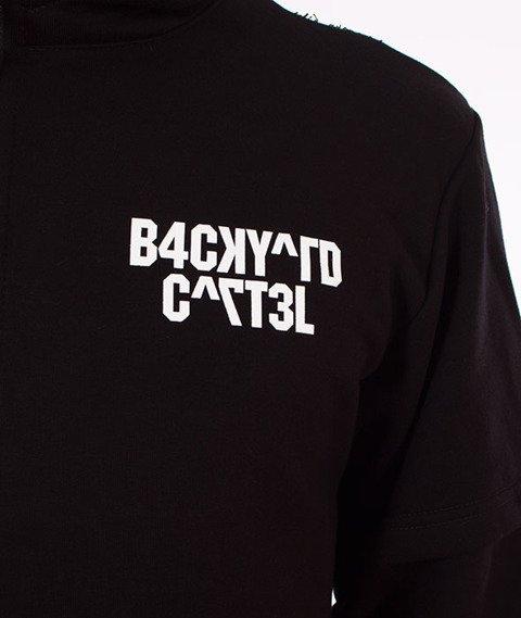 Backyard Cartel-Background Hoody Bluza Kaptur Czarna